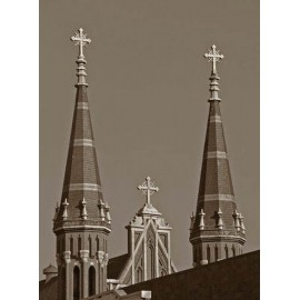 Spires of St. Paul's