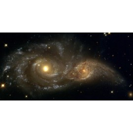 Interacting Spiral Galaxies