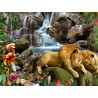 Love Lion Waterfall